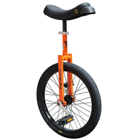 QU-AX Luxus Unicycle, orange/black